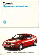 Volkswagen Corrado (1989) Seite 1