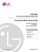 LG STB-3000 side 1