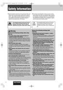Panasonic CQ-C7405W page 2