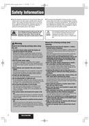 Panasonic CQ-C8405N page 2