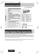 Panasonic CQ-C8405N page 4