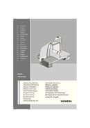 Siemens MS65500N side 1