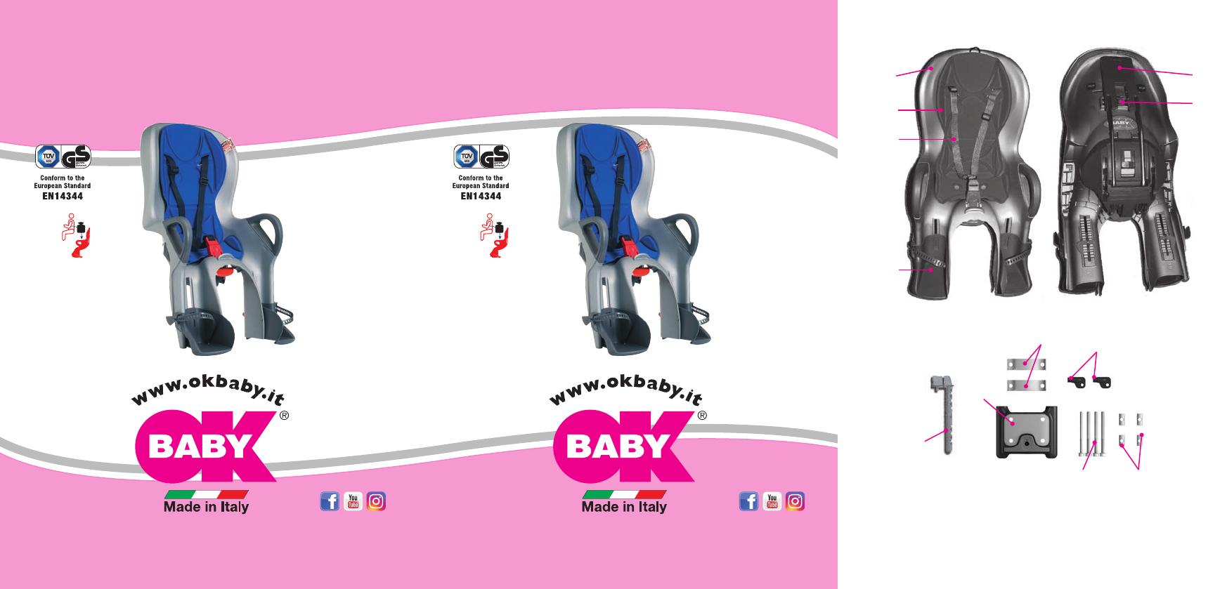 Riduttore Water Ok Baby.Okbaby 10 Manual