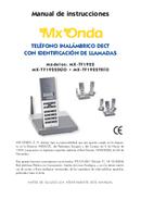 Mx Onda MX-TF1922 side 1