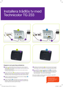Technicolor TG233 Seite 2