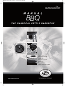 Outdoorchef Easy Charcoal 480 pagină 1