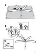 Página 3 do Ikea FLINTAN