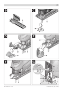 página del Bosch PST 800 PEL 3
