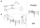 Ikea VRADAL side 1