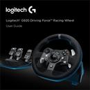 Logitech Driving Force G920 sivu 1