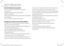 Página 4 do Magimix Nespresso Automatic M100