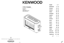 Kenwood Persona TOG800CL side 1