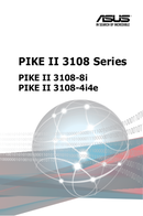 Asus PIKE II 3108-8i sivu 1