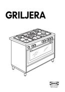 Ikea GRILJERA sivu 1