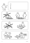 Ikea TROMSO (208X97) side 2