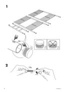 Ikea TROMSO (208X97) side 4