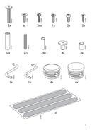 Ikea TROMSO (208X150) side 3