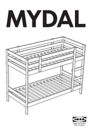 Ikea MYDAL side 1