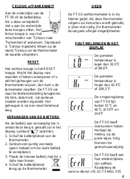 Pagina 4 del Fysic FT-50