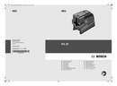 Bosch PCL 20 pagina 1