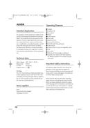 SilverCrest SFE 450 B1 sivu 4