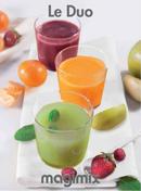 Página 1 do Magimix Duo Salad & Juice