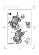 página del Bosch Groen POF1200AE 2