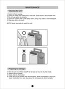 Página 4 do Whirlpool Refresh SS107
