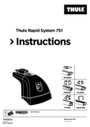 Pagina 1 del Thule Rapid System 751