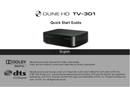 Dune HD TV 301 page 1