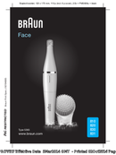 Braun 831 Face side 1