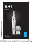 Braun 810 Face side 1