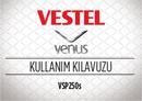 Vestel Venus VSP250s sivu 1