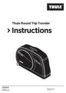 Thule Round Trip Traveler page 1