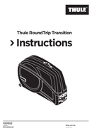 Thule RoundTrip Transition side 1