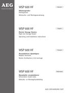 AEG WSP 600 HF side 1