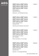 AEG WSP 5010 side 1