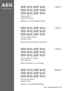 AEG WSP 3010 side 1