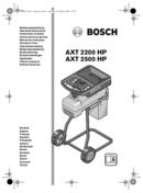Bosch AXT 2200 HP side 1