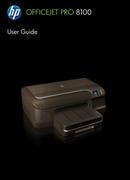 HP Officejet Pro 8100 page 1