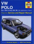 Volkswagen Polo (1990) Seite 1