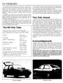 Volkswagen Polo (1990) Seite 4