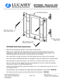 página del Lucasey PHTM200 3