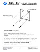página del Lucasey PHTM100 3