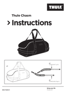Thule Chasm X-Small side 1