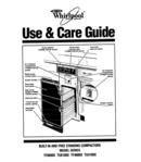 Página 1 do Whirlpool TU4100X