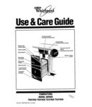 Página 1 do Whirlpool TC8750X