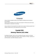 Samsung OfficeServ DS-5007S sivu 2