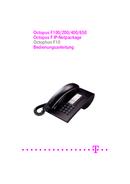 T-Mobile Octopus F100 Seite 1
