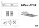 Ikea SULTAN LOVENE side 1